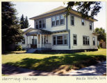 Herring House, guest house for hospice patients of Providence St. Mary Medical Center, Walla Walla, Wash., 1991