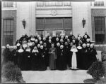 Catholic Hospital Association convention, Columbus Hospital, Great Falls, Montana, 1930s