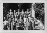 Resident school children, Providence Academy, Vancouver, Washington, 1949