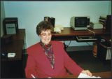 Sr. Claire Bouffard, director of finance, St. Joseph Care Center, Spokane, Washington, 1980s