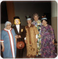 Halloween at Mount St. Joseph, Spokane, Washington, ca. 1983