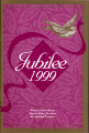Jubilee booklet, Sisters of Providence, Sacred Heart and St. Ignatius Provinces, 1999