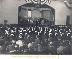 Commencement, College of Great Falls, 1939