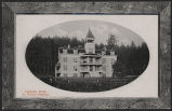 St. Helen Hospital, Chehalis, Washington, ca. 1907