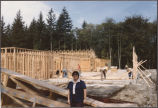 Construction of Marianwood Extended Care Services, Issaquah, Washington, 1985