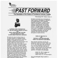 Past Forward, Vol 02 No 01 02 (Winter-Spring 1994)