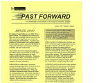Past Forward, Vol 07 No 02 (Summer 1999)