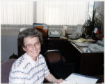 Sr. Yvonne LeBlanc, director of mission effectiveness, Sisters of Providence Health System, Seattle, Washington, 1980s