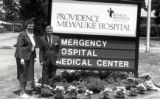 Dedication day at Providence Milwaukie Hospital, Milwaukie, Oregon, 1986